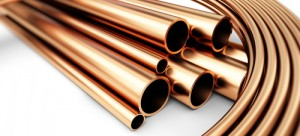 Copper tubes small